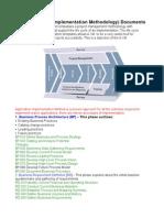 AIM Documents List