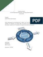 Projektdokumentation Mit Anlagen