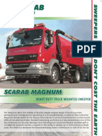 Scarab Magnum Information