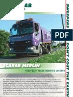 Scarab Merlin Information