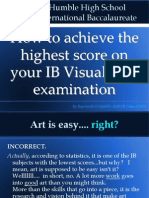 IB Art Presentation