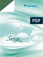 Catalogo Siesta 2013