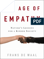 The Age of Empathy by Frans de Waal - Excerpt
