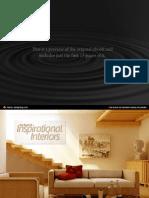 The Book of Inspirational Interiors Demo