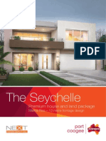 Port Coogee House Types - The Seychelle From Next Residential