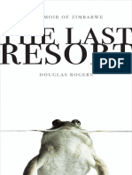 The Last Resort by Douglas Rogers -  Excerpt