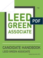 LEED Green Associate Candidate Handbook 01-15-14