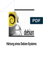Debian Hardening