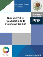 SPS - Guía Violencia Familiar