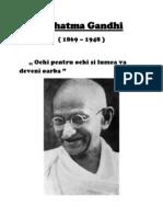 Referat Mahatma Ghandi