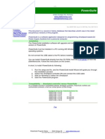 402207-063 Prog-History PowerSuite Config-Prog 2v2