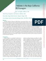 Persistent Pelagic Habitats in the Baja California-Etnoyer Et Al-2004