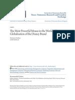 Disney Globalization Case Study