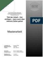 Deckblatt 2 Master