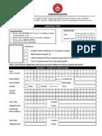 IIUM Montessori Registration Form