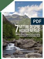 WWF 7 Mituri Despre Hidroenergie