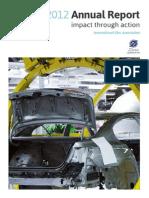 IZA 2012 Annual Report