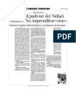 14 01 18Corriere Intervista Leggiero