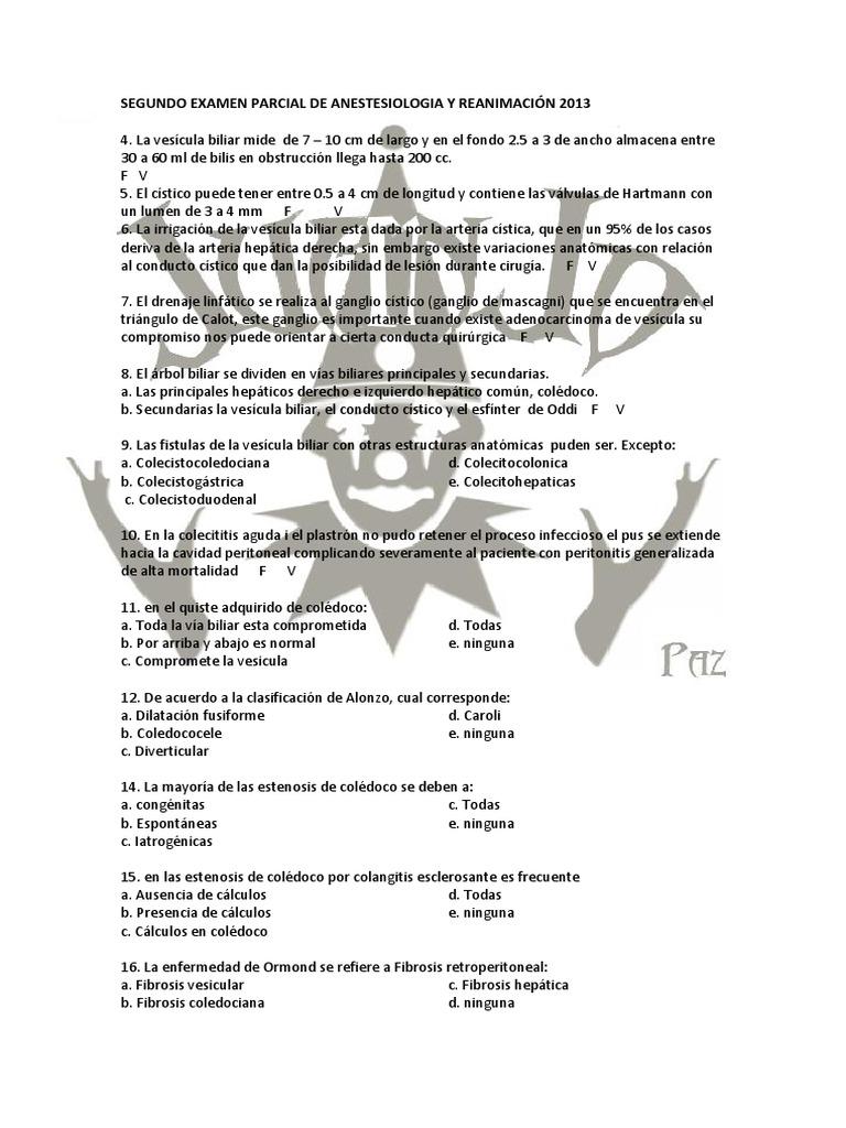Perfecto Vesícula Biliar Triángulo De La Anatomía Calot Ideas ...