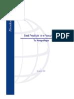 E-procurement 1