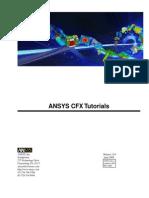 Ansys Cfx Tutorials