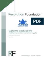 Careers and Carers