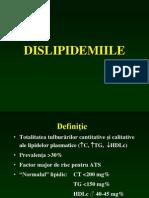 dislipidemii