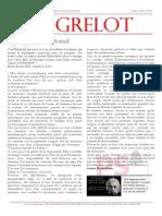 Le Grelot - Janvier 2014