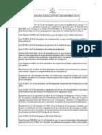 Novedades Legislativas Diciembre 2013 ANB ABOGADOS
