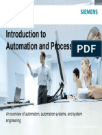 Introduction to Automation and Process Control_PLC