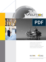 EUTEX International Brochure USA - High Quality Electrical Products Supplying Company