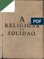 A Religiosa em Solidão