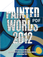 Painted Words 2012 (8th edition)