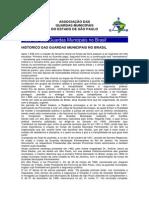 Historico Das Guardas Municipais No Brasil
