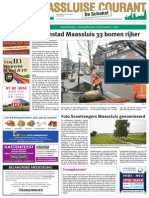 Maassluise Courant week 04