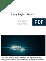 """Jonny English Reborn"" Opening Sequence Analysis"
