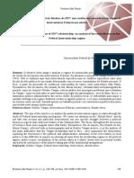 Codato - 2013 - Os mecanismos institucionais da ditadura de 1937 uma análise das contradições do regime de Interventorias Federais