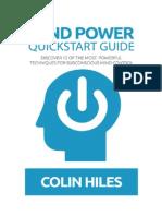 Mind Power Quick Start Guide