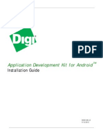 Application Development Kit for Android