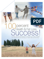 100 Percent Health Fat Loss Success