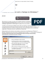 Instalando Ocomon Com o Xampp No Windows 7 _ Planning IT Technology