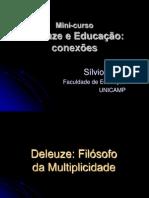 Deleuze e educação - conexões