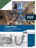 6. Tubo Metalico Flexible