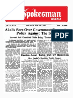 The Spokesman Weekly Vol. 31 No. 40 June 21, 1982