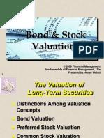 Bond & Stock Valuation (BBA)