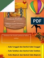 Perkataan Dan Bentuk Perkataan Bahasa Melayu