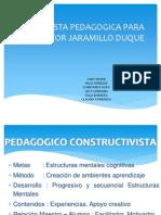 Propuesta Pedagogica Para Ie. Hector Jaramillo Duque