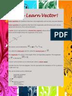 Vector mathsa