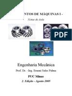 ELEMENTOS DE MÁQUINAS I-Ernani Sales Palma