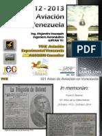 101 Años Aviación en Venezuela - Alejandro Irausquín, Ing. Aeronautico Ene2014